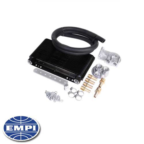 OIL COOLER KIT WITH BYPASS 72 PLATE