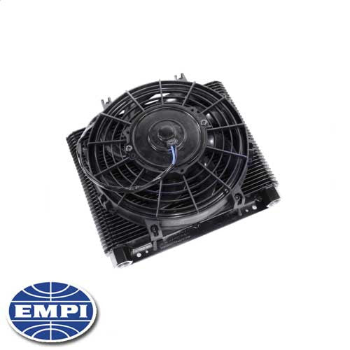 OIL COOLER WITH FAN KIT