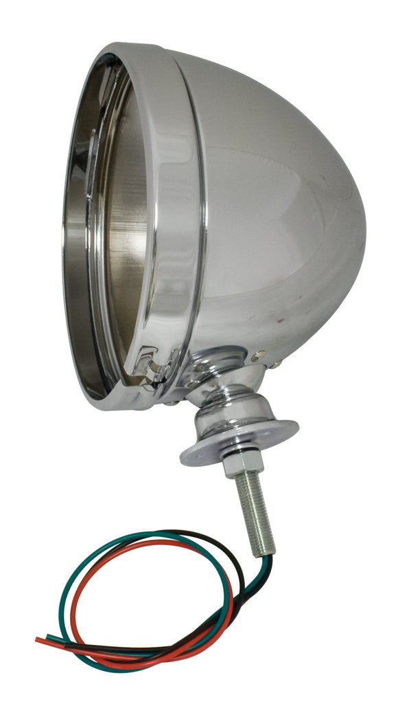 "7"" CHROME HEADLIGHT SHELL"
