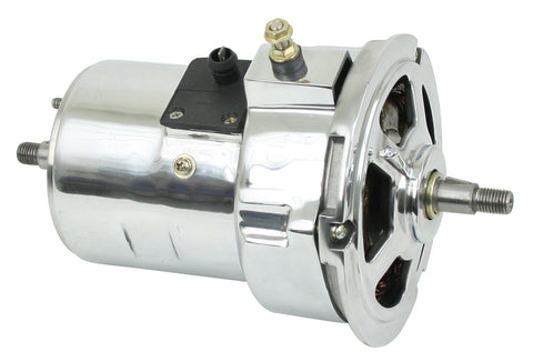 ALTERNATOR 90 AMP POLISHED