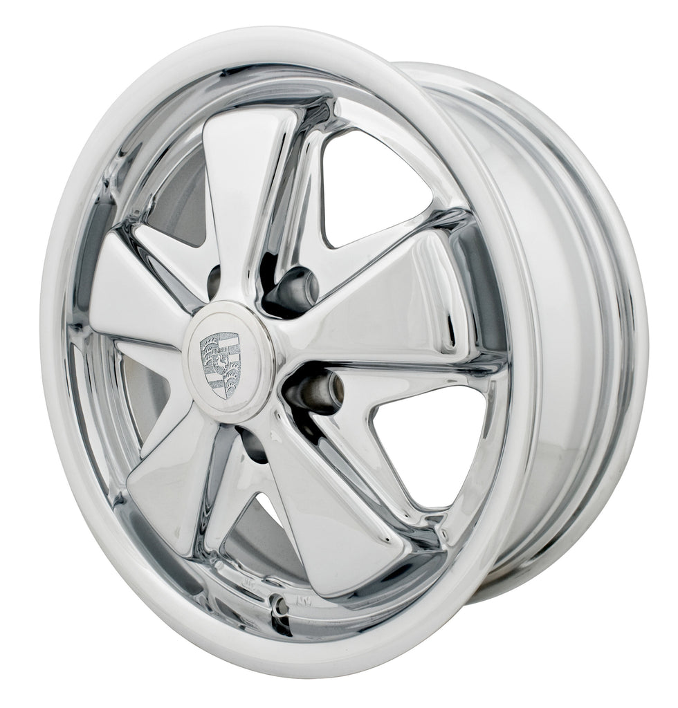 911 ALLOY WHEELS CHROME 5 X 112 BUS