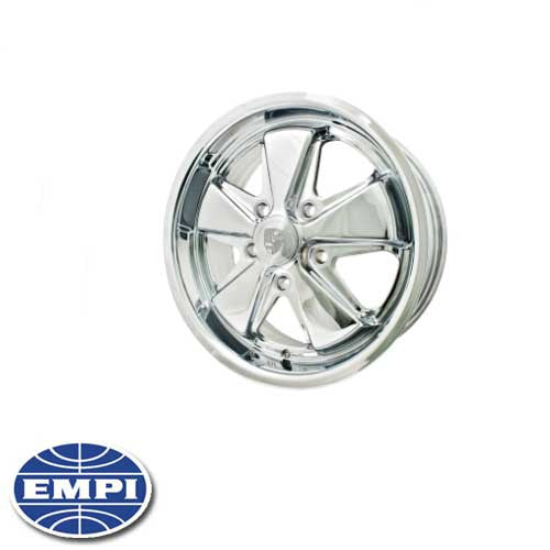911 ALLOY WHEELS CHROME 5X130