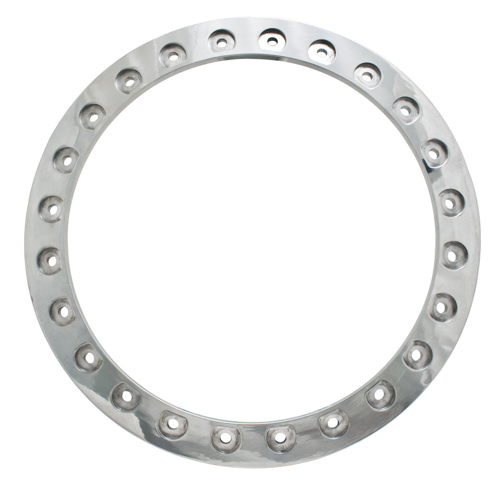BEAD-LOCK RING - POLISHED