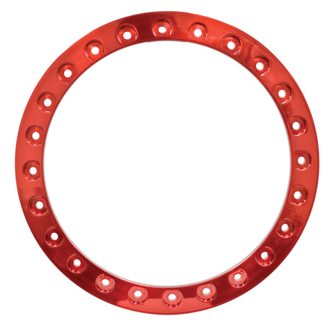 BEAD-LOCK RING - RED
