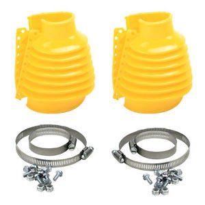 YELLOW SWING AXLE BOOTS