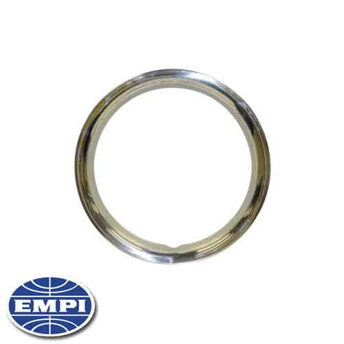 "STAINLESS STEEL WHEEL TRIM RINGS 14"" WHEELS"