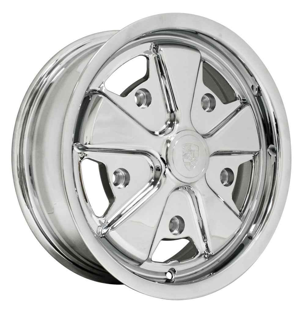 "15"" CHROME 911 ALLOY WHEELS 5X205"