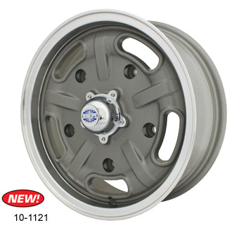 "CORSA WHEEL 15"" - 5 X 205 GUN METAL GREY"