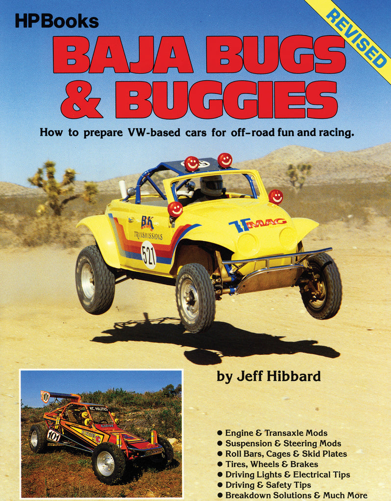 BAJA BUGS & BUGGIES BOOK