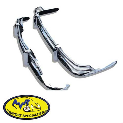 STAINLESS STEEL BUMPER, KARMANN GHIA