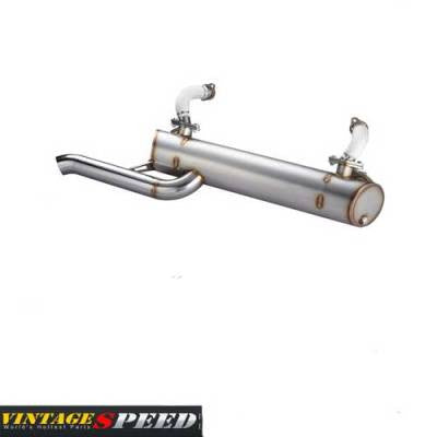 1960-1967 SPLIT WINDOW BUS STANDARD SPORT MUFFLER