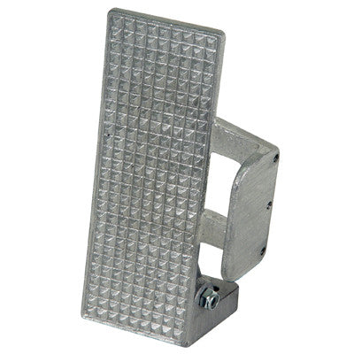 ALUMINUM THROTTLE PEDAL