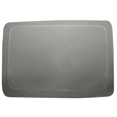 DOOR PANEL, FRONT, ALUMINUM, 65-79 BEETLE