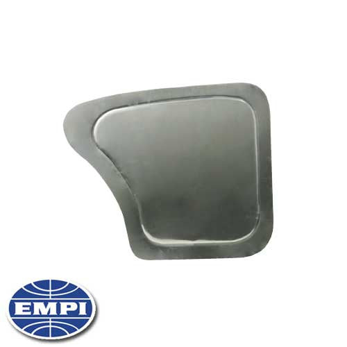 DOOR PANELS, REAR, ALUMINUM, 65-79 BEETLE