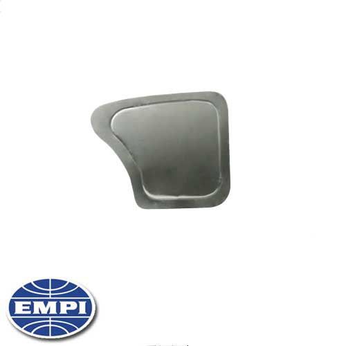DOOR PANELS, REAR, ALUMINUM,  56-64 BEETLE