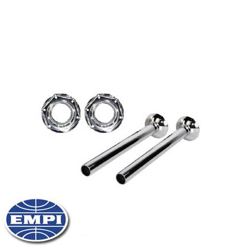 SWING AXLE TUBES CHROME