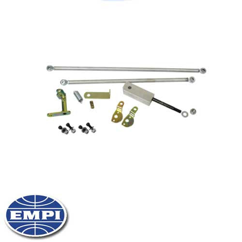 TWIST STYLE DUAL CARB LINKAGE KIT