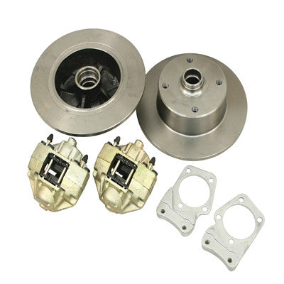 FRONT DISC BRAKE KIT FOR SUPER BEETLE 71-79