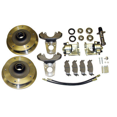 WIDE 5 FRONT DISC BRAKE KIT
