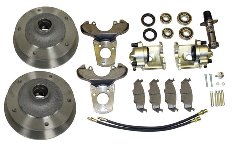 FRONT DISC BRAKE KIT BALL JOINT 5 X 205