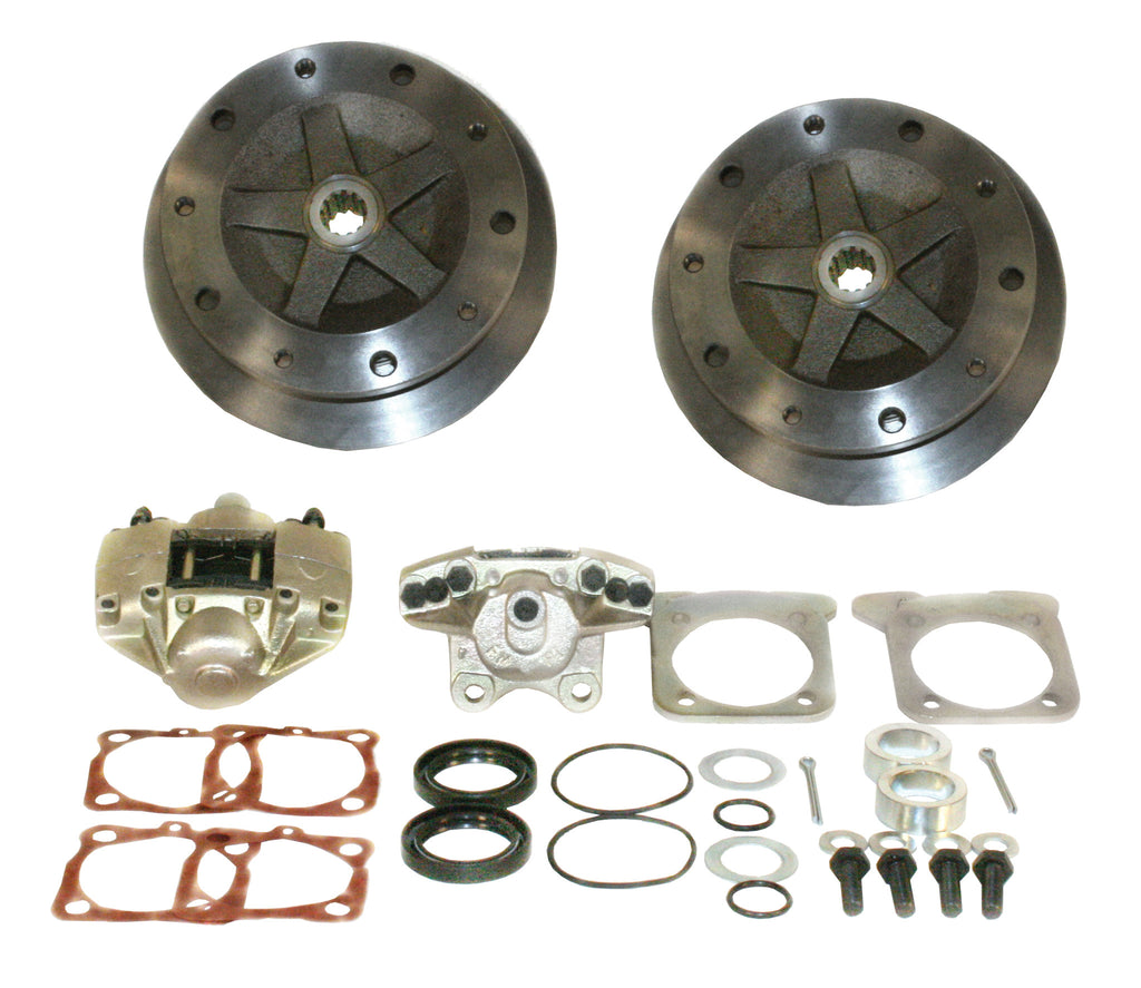 WIDE TRACK REAR DISC BRAKE KIT 5 X 205