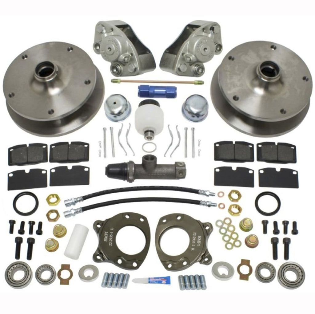TYPE 2 DISC BRAKE KIT, 1964-1966 - 5 x 205