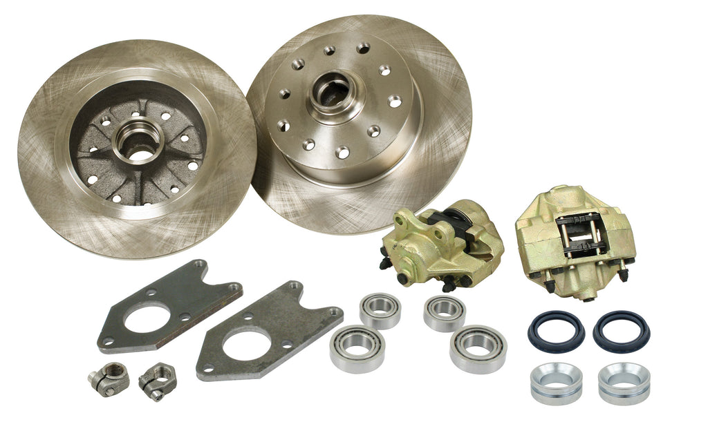 FRONT DISC BRAKE KIT LINK PIN- BOLT ON