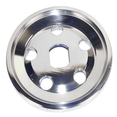BILLET ALTERNATOR / GENERATOR PULLEY - OUTER HALF
