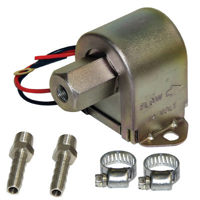 ELECTRIC FUEL PUMP 1.5 to 4.0 PSI