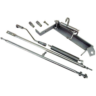 DUAL CARB LINKAGE KIT