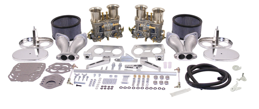 44mm WEBER IDF DUAL CARB KIT TYPE 1