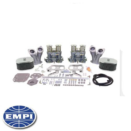 44mm WEBER DUAL CARB KIT TYPE 1