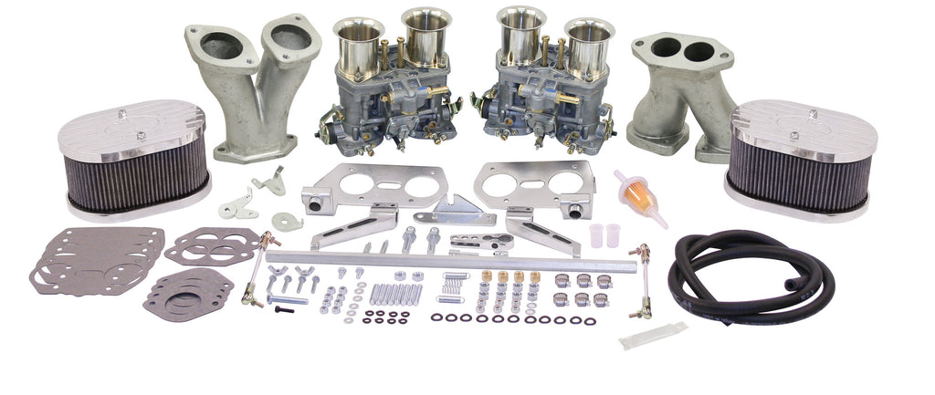40mm WEBER IDF DUAL DELUXE CARB KIT TYPE 1
