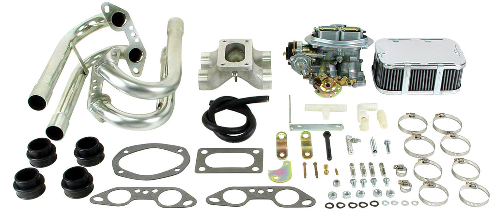 EPC 32/36F PROGRESSIVE CARB KIT TYPE 2