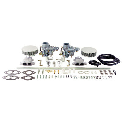 34mm DUAL CARB KIT, TYPE 3