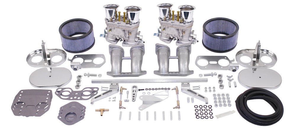 44mm HPMX DUAL CARB KIT TYPE 2