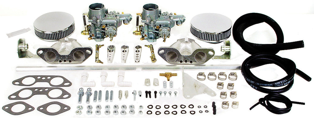 DUAL 34 EPC CARB KIT TYPE 2, 4 AND 914