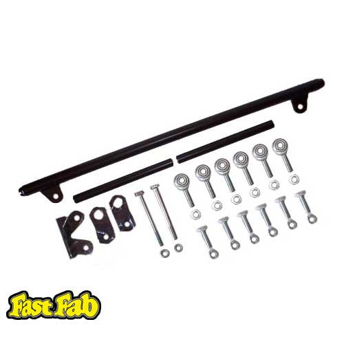 FAST FAB CHROMOLY TRUSS BAR, BEETLE & GHIA 61-UP