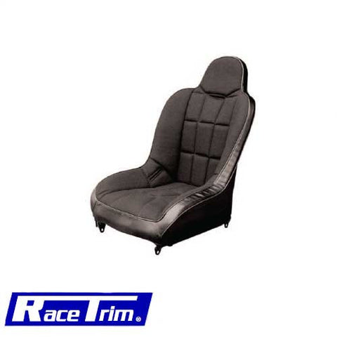 RACE TRIM HIGH BACK SEAT