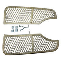 BUS BAMBOO PARCEL SHELF - 68 TO 79
