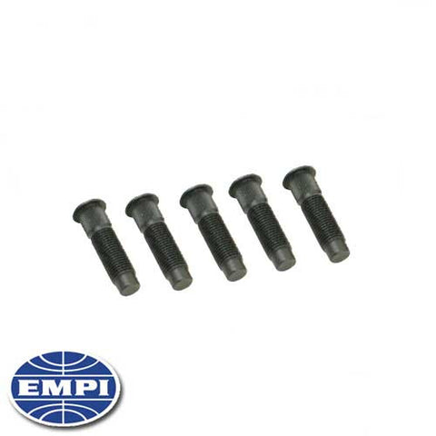 WHEEL STUDS, SET OF 5, 14MMx1.855