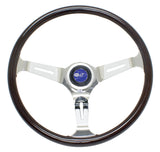 CLASSIC WOOD STEERING WHEEL