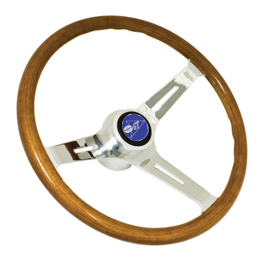 CLASSIC LIGHT WOOD STEERING WHEEL