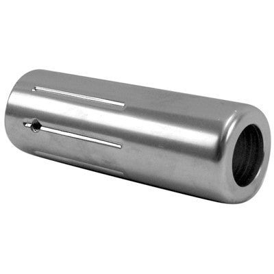 EMERGENCY BRAKE HANDLE COVER, BILLET ALUMINUM, STYLE 6172, TYPE 1 65-UP