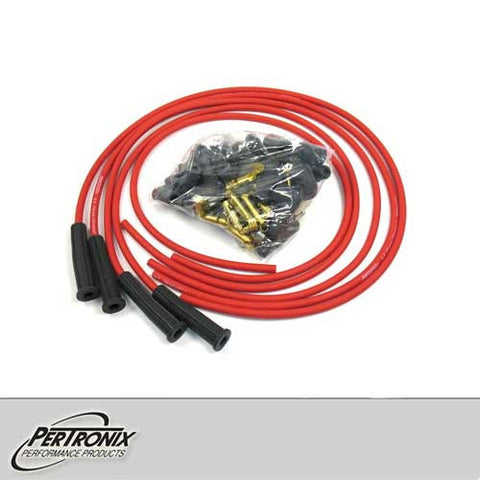 PERTRONIX FLAME THROWER IGNITION WIRES RED
