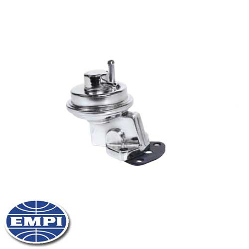 FUEL PUMP CHROME 1200-1600cc