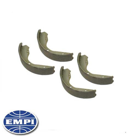 BRAKE SHOES FRONT SUPER BEETLE  71-79