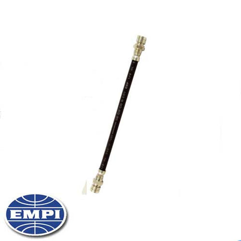 BRAKE HOSE, REAR, BEETLE 1 50-67, GHIA 56-67, TYPE 2 50-67, TYPE 3 64-67