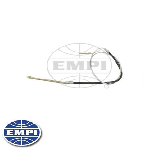 EMERGENCY BRAKE CABLE TYPE 1 & GHIA 1973 ON