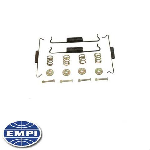 BRAKE HARDWARE KIT, FRONT, 58-64 TYPE 1